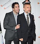 Eli Roth & Christoph Waltz  at The Movieline.com Presentation of The 4th Annual Hamilton Behind the Camera Awards held at The Highlands in Hollywood, California on November 08,2009                                                                   Copyright 2009 DVS / RockinExposures