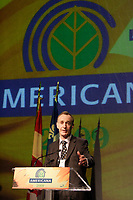 Montreal (QC) CANADA, March 16 to 19 2009 - <br /> Anthony Cary, UK High Commisionner in Montreal  welcome Americana delegates.