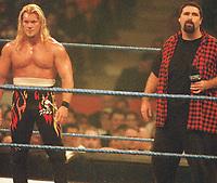 Chris Jericho Mike Foley 1997                                                           Photo By John Barrett/PHOTOlink