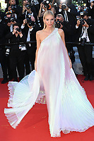 CANNES, FRANCE. July 8, 2021: Leonie Hanne at the Stillwater Premiere at the 74th Festival de Cannes.<br /> Picture: Paul Smith / Featureflash