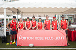 Norton Rose Fulbright team during Swire Touch Tournament on 03 September 2016 in King's Park Sports Ground, Hong Kong, China. Photo by Marcio Machado / Power Sport Images