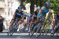 Giro d'Italia stage 13.Savano-Cervere: 121km..Juan Antonio Flecha