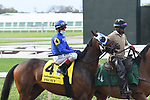 March 20, 2021: Proxy in the  Louisiana Derby at Fair Grounds Race Course in New Orleans, Louisiana. Parker Waters/Eclipse Sportswire/CSM