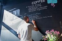 Shop 7 Espresso - 7/551 Little Lonsdale St. Photo Sydney Low / Five Senses Coffee