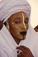 Fulani Wodaabe Nomads