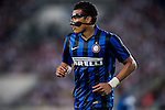 Jeison Murillo of FC Internazionale Milano looks on during the FC Internazionale Milano vs Real Madrid  as part of the International Champions Cup 2015 at the Tianhe Sports Centre on 27 July 2015 in Guangzhou, China. Photo by Aitor Alcalde / Power Sport Images