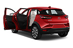 Car images of 2019 Mazda CX-3 Grand-Touring 5 Door SUV Doors