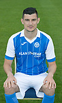 St Johnstone FC Season 2017-18 Photocall<br />Graham Cummins<br />Picture by Graeme Hart.<br />Copyright Perthshire Picture Agency<br />Tel: 01738 623350  Mobile: 07990 594431