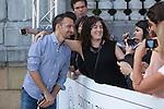 Spanish movie director Alejandro Amenabar at 63rd Donostia Zinemaldia (San Sebastian International Film Festival) in San Sebastian, Spain. September 18, 2015. (ALTERPHOTOS/Victor Blanco)