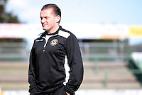 "Graham Westley of Newport County AFC<br /> Re: Newport County manager Graham Westley has defended his conduct after a row that saw club secretary Graham Bean leave after just three weeks.<br /> He left Newport as he ""cannot work"" with Westley.<br /> ""Any business that goes on between me and the football club is business between me and them,"" Westley said.<br /> Bean says he quit the club because of the rift with Westley, who was appointed in October, but the manager says Bean was dismissed.<br /> The club confirmed Bean's departure, but declined to comment further."