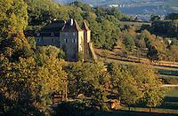 Europe/France/Midi-Pyrénées/46/Lot/Vallée du Céré/Bretenoux: Ferme