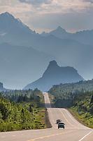 King mountain, Chugach mountains.