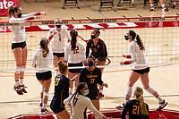 University of California-Berkeley v Stanford Volleyball W, February 14, 2021