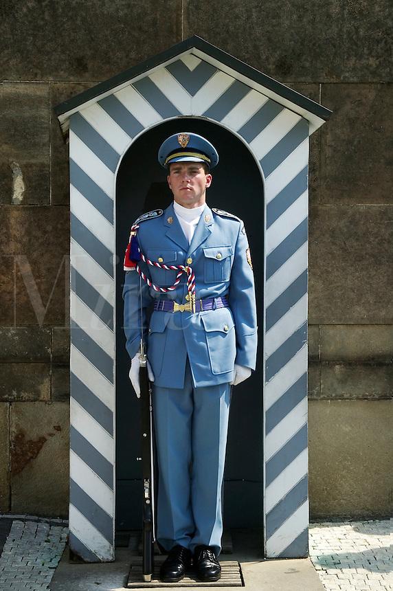 The Guard, Prague, Czech Republic