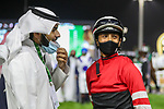February 19 2021: Scenes from King Abddulaziz Racetrack, Riyadh, Saudi Arabia. Shamela Hanley/Eclipse Sportswire