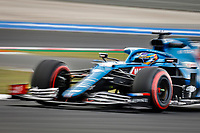 14 ALONSO Fernando (spa), Alpine F1 A521, action during the Formula 1 Rolex Turkish Grand Prix 2021, 16th round of the 2021 FIA Formula One World Championship from October 8 to 10, 2021 on the Istanbul Park, in Tuzla, Turkey -<br /> Formula 1 Turkish GP 08/10/2021<br /> Photo DPPI/Panoramic/Insidefoto <br /> ITALY ONLY