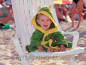Interlitho, CHILDREN, photos, child, chair, beach(KL15978,#K#) Kinder, niños