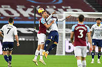 Tomas Soucek of West Ham United during West Ham United vs Aston Villa, Premier League Football at The London Stadium on 30th November 2020