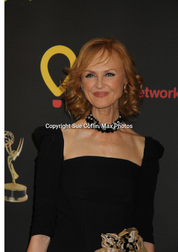 Jill Larson at the 38th Annual Daytime Entertainment Emmy Awards 2011 held on June 19, 2011 at the Las Vegas Hilton, Las Vegas, Nevada. (Photo by Sue Coflin/Max Photos)