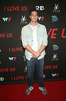 WEST HOLLYWOOD, CA - SEPTEMBER 13: Greg Finley, at the LA Premiere Screening Of I Love Us at Harmony Gold in West Hollywood, California on September 13, 2021. Credit: Faye Sadou/MediaPunch