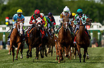 MAY 14, 2021: Turf racing action at Pimlico Racecourse on Black Eyed Susan Day in Baltimore, Maryland on May 14, 2021. EversEclipse Sportswire/CSM