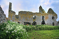 SC - OUTER HEBRIDES - ISLE OF SOUTH UIST<br /> Castle Ormacleit<br /> <br /> Full size: 69,3 MB