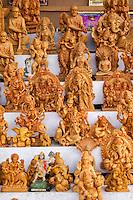 Jaipur, Rajasthan, India.  Hindu Religious Figurines.