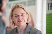 Natalie Bennett.  Green Party general election manifesto launch, Dalston, London.