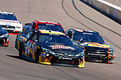 2017 NASCAR Xfinity Series<br /> DC Solar 200<br /> Phoenix International Raceway, Avondale, AZ USA<br /> Saturday 18 March 2017<br /> Drew Herring and Ty Dillon<br /> World Copyright: Russell LaBounty/LAT Images<br /> ref: Digital Image 17PHX1rl_4675