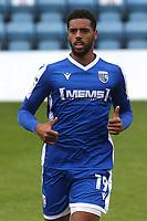 Vadaine Oliver scorer of Gillingham's opening goal during Gillingham vs Oxford United, Sky Bet EFL League 1 Football at the MEMS Priestfield Stadium on 10th October 2020
