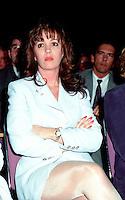 Montreal (Qc) CANADA - 1995 File Photo - April 1995 - Bloc Quebecois convention, Audrey Best