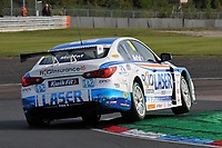 Round 5 of the 2020 British Touring Car Championship. #16 Aiden Moffat. Laser Tools Racing. Infiniti Q50