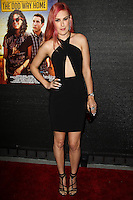 HOLLYWOOD, LOS ANGELES, CA, USA - MAY 30: Rumer Willis at 'The Odd Way Home' Los Angeles Premiere held at the Arena Cinema Hollywood on May 30, 2014 in Hollywood, California, Los Angeles, California, United States. (Photo by Celebrity Monitor)