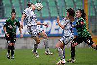 Ana Jelencic of Hellas Verona in action during the women Serie A football match between US Sassuolo and Hellas Verona at Enzo Ricci stadium in Sassuolo (Italy), November 15th, 2020. Photo Andrea Staccioli / Insidefoto