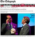 Eric and Little Ern, Telegraph online 10.08.13