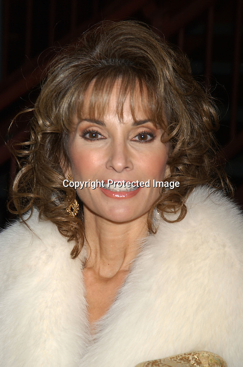 ..Susan Lucci ..at the ABC Casino Night on October 23, 2003 at the ..Lighthouse at Chelsea Piers. Photo by Robin Platzer, ..Twin Images