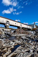 Bath Covered Bridge.