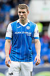 St Johnstone FC…Season 2017-18<br />David Wotherspoon<br />Picture by Graeme Hart.<br />Copyright Perthshire Picture Agency<br />Tel: 01738 623350  Mobile: 07990 594431