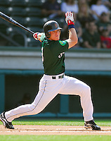 6 May 2007: Zak Farkes from a game between the Greenville Drive, Class A affiliate of the Boston Red Sox, and the Augusta GreenJackets at West End Field in Greenville, S.C. Photo by:  Tom Priddy/Four Seam Images
