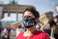 2020/09/19 Politik | Berlin | Protest gegen Abtreibungsgegner