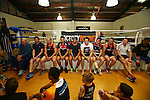 Tasman Makos Visit Victory Boxing Gym