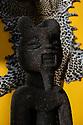 African sculpture in the museum at Bacalhoa Vinhos de Portugal, Vila Nogueira de Azeitao, Arrabida, Portugal