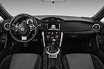Stock photo of straight dashboard view of 2018 Toyota 86 Automatic 2 Door Coupe Dashboard