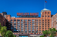 Ponce City Market, Atlanta, Georgia, USA.