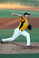 Brad Stillings of Kent State Golden Flashes playing against Arizona State Sun Devils in the Tempe Regionals at Packard Stadium, Tempe, AZ - 05/29/2009.Photo by:  Bill Mitchell/Four Seam Images