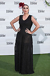 Spanish actress Rossy de Palma attends the VII Conde Nast Traveler Awards at the Giner de los Rios Foundation in Madrid, Spain. May 07, 2015. (ALTERPHOTOS/Victor Blanco)