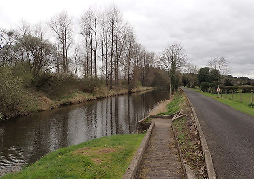 File image of the Movanagher Canal on the Lower Bann