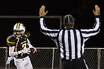 2014 football: Saint Francis High School vs. Leland High School