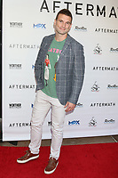 LOS ANGELES - AUG 3:  Alex Russell at the Aftermath Premiere at the Landmark Theater on August 3, 2021 in Westwood, CA
