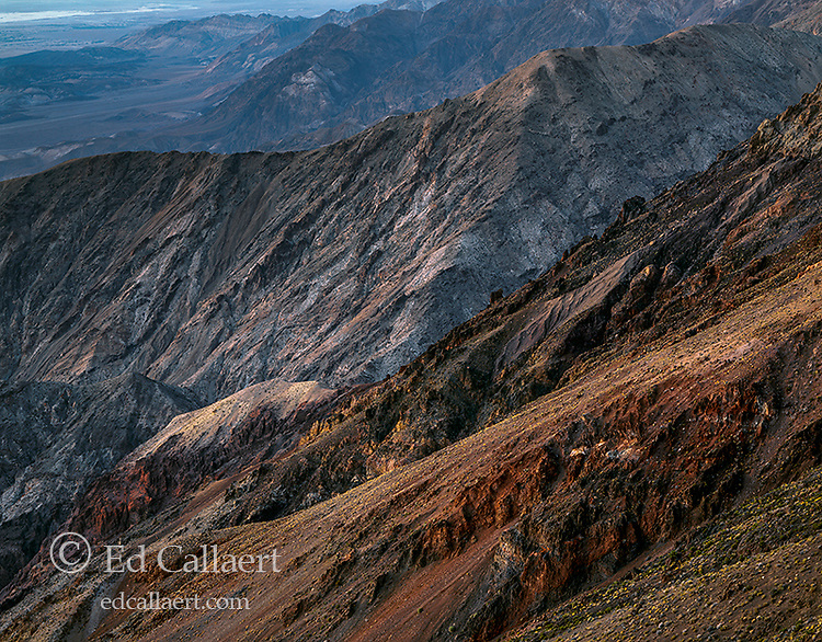 Funeral Mountains, Death Valley National Park, California